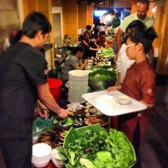 Photo taken at Ngon Restaurant by Steve V. on 1/12/2013