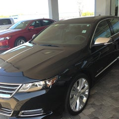 Photo taken at Terry Cullen Chevrolet by James S. on 4/26/2013