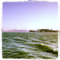 Photo taken at Alcatraz Island by Brent O. on 7/4/2013