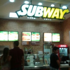 Photo taken at Subway by Henrique G. on 12/18/2013