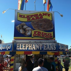 Photo taken at Franklin County Fairgrounds by Sedric W. on 8/5/2013