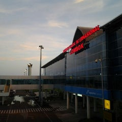 Photo taken at Lombok International Airport (LOP) by NBY M. on 1/26/2013