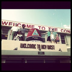 Photo taken at Key West International Airport (EYW) by Mike M. on 9/17/2012