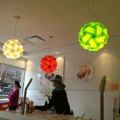 Photo taken at Yogurt Berry by Kirk W. on 12/25/2012
