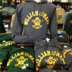 Photo taken at College of William & Mary Bookstore by Sam K. on 12/1/2012