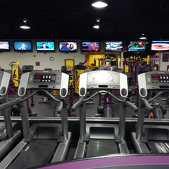 Photo taken at Planet Fitness by Alex G. on 1/22/2014