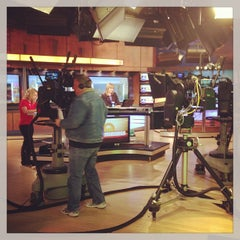 Photo taken at FOX 4 News / WDAF-TV by Neal S. on 5/2/2013