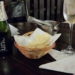 Photo taken at Los Caminos del Vino by Fer B. on 5/1/2014