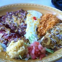 Photo taken at Las Margaritas (Uptown) by Debra S. on 3/11/2013