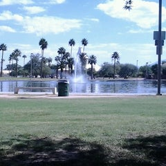 Photo taken at Reid Park by Janie Q. on 9/22/2012