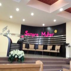 Photo taken at Brazilian Adventist Church by Juliana B. on 3/9/2013
