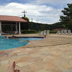 Photo taken at Hotel Fazenda Hípica Atibaia by Priscila S. on 12/23/2012