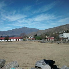Photo taken at Tafí del Valle by Matuteen on 5/28/2015