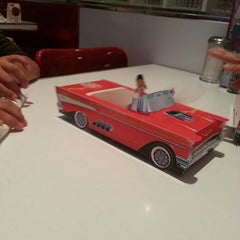 Photo taken at Ruby's Diner by Brenda B. on 3/19/2013