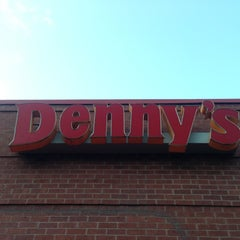 Photo taken at Denny's by Dave T. on 7/26/2013