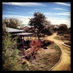 Photo taken at Lady Bird Johnson Wildflower Center by Amanda B. on 1/31/2013