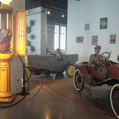 Photo taken at Museo Automovilístico de Málaga by Alena K. on 6/1/2013