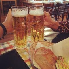 Photo taken at Old Heidelberg German Restaurant by Danielle B. on 9/4/2014
