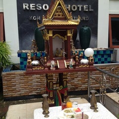 Photo taken at Mac Resort by Max K. on 9/20/2012
