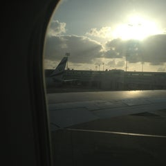 Photo taken at Gate C7 by Philip D. on 7/1/2013