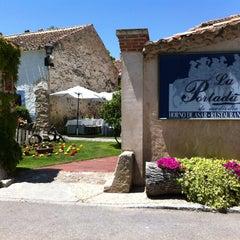 Photo taken at Restaurante La Portada del Mediodía by Luis María L. on 6/30/2013
