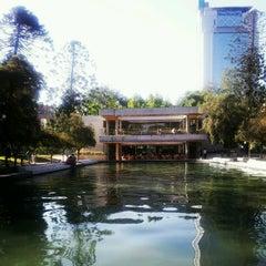 Photo taken at Parque Bustamante by william m. on 2/5/2013