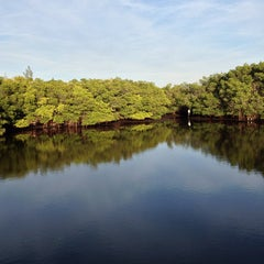 Photo taken at Weedon Island Preserve by Miriam R. on 12/30/2012