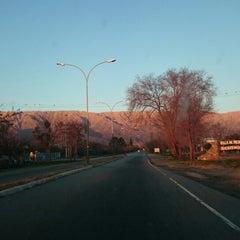 Photo taken at Villa de Merlo by Cristian C. on 8/2/2014