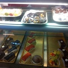 Photo taken at Côté France Café by April A. on 8/26/2013