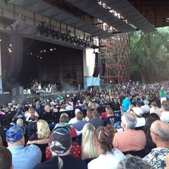 Photo taken at Riverbend Music Center by Lizzie R. on 7/24/2013