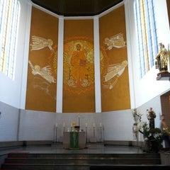Photo taken at Catedral Santa Teresinha by Jimmy M. on 6/1/2013
