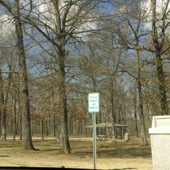 Photo taken at Rest Area —I-40 WB by Jaclyn F. on 3/8/2014