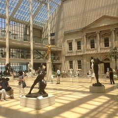 Photo taken at The Metropolitan Museum of Art by Ilya K. on 6/1/2013