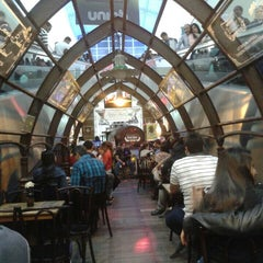 Photo taken at Cervejaria Backer by Márcio P. on 5/9/2015