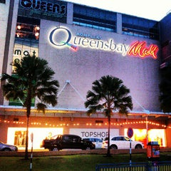 Photo taken at Queensbay Mall by Kenny T. on 10/3/2012