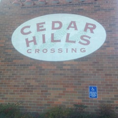 Photo taken at Cedar Hills Crossing by Mandy on 10/26/2013
