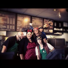 Photo taken at Starbucks by Mandy on 10/31/2012