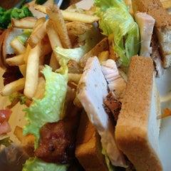 Photo taken at Perkins Restaurant & Bakery by Rodrigo M. on 1/28/2014