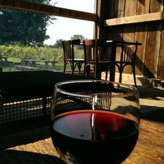 Photo taken at Hermes Vineyards by Sandy S. on 8/9/2014