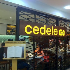 Photo taken at Cedele by Mk P. on 4/11/2013