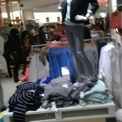 Photo taken at Gap by Mark H. on 12/18/2012
