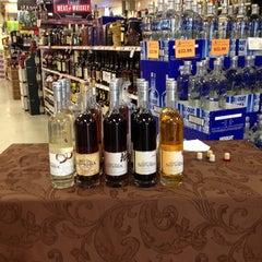 Photo taken at Marketview Liquor by Scott on 7/11/2013