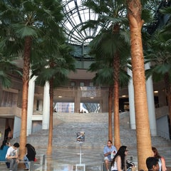 Photo taken at Brookfield Place by Daniel O. on 7/18/2015