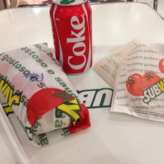 Photo taken at Subway by Vanessa S. on 7/12/2014
