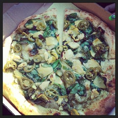 Photo taken at Cruzer Pizza by Brian C. on 7/20/2013