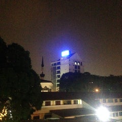 Photo taken at Masjid Jamik Pakistan by 1 O. on 3/28/2014
