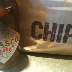 Photo taken at Chipotle Mexican Grill by Nan H. on 12/24/2012