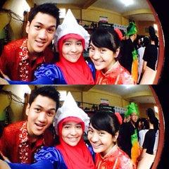 Photo taken at SMA Negeri 1 Surabaya by Arvian M. on 3/28/2014