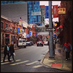 Photo taken at Greektown Historic District by Marko S. on 10/4/2014
