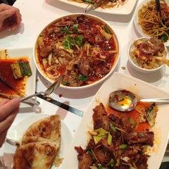 Photo taken at Szechuan Gourmet by Kuvy A. on 4/23/2013